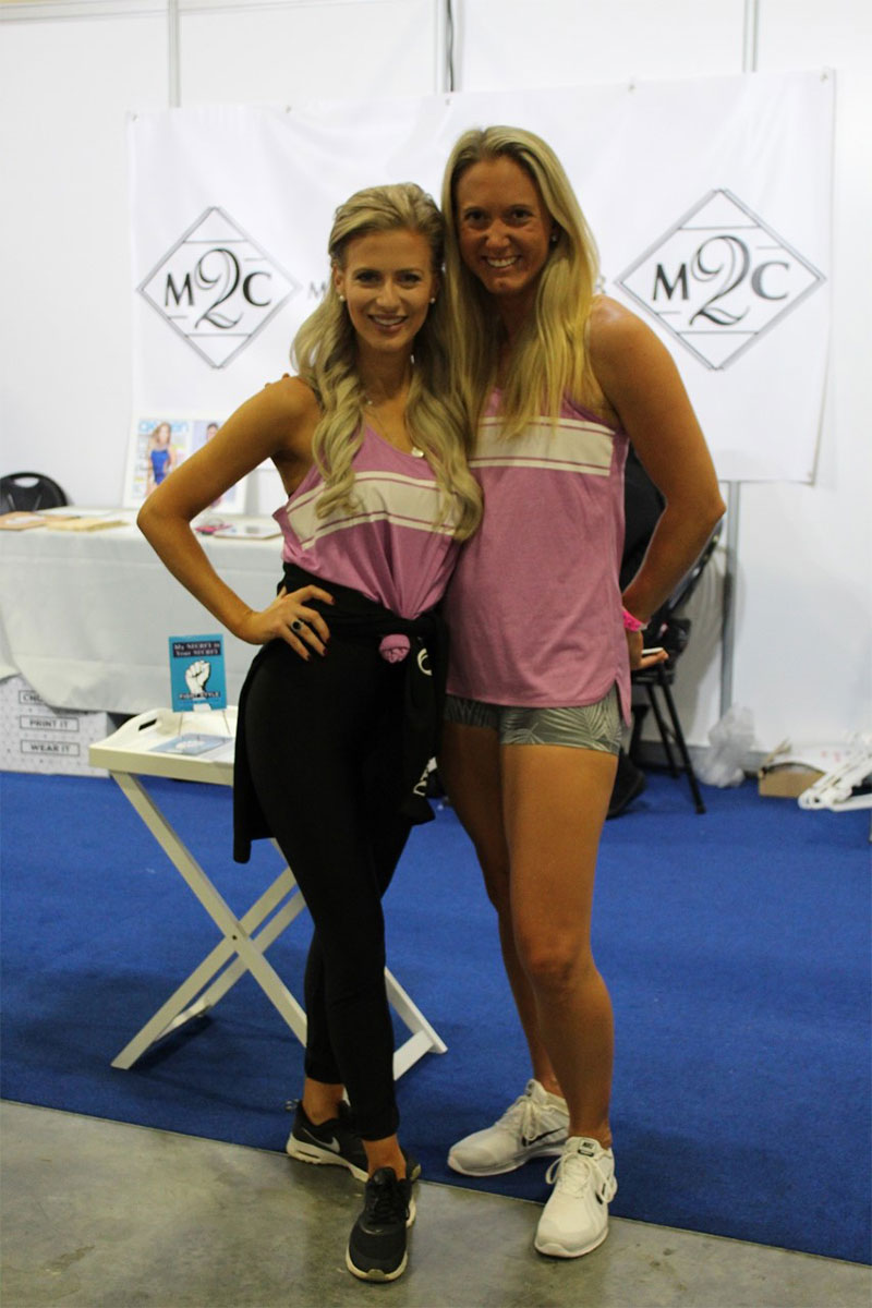 Charlotte-&-Alicia-Fitness-expo-2018