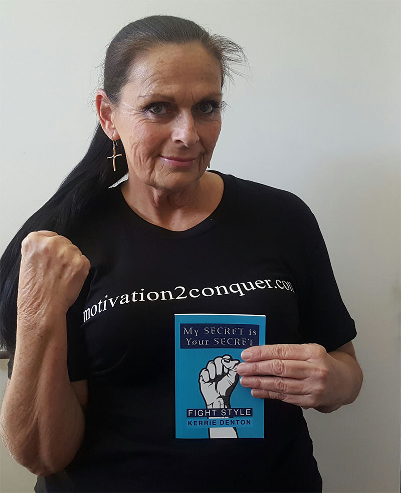 Motivation2conquer-tshirt-holding-book