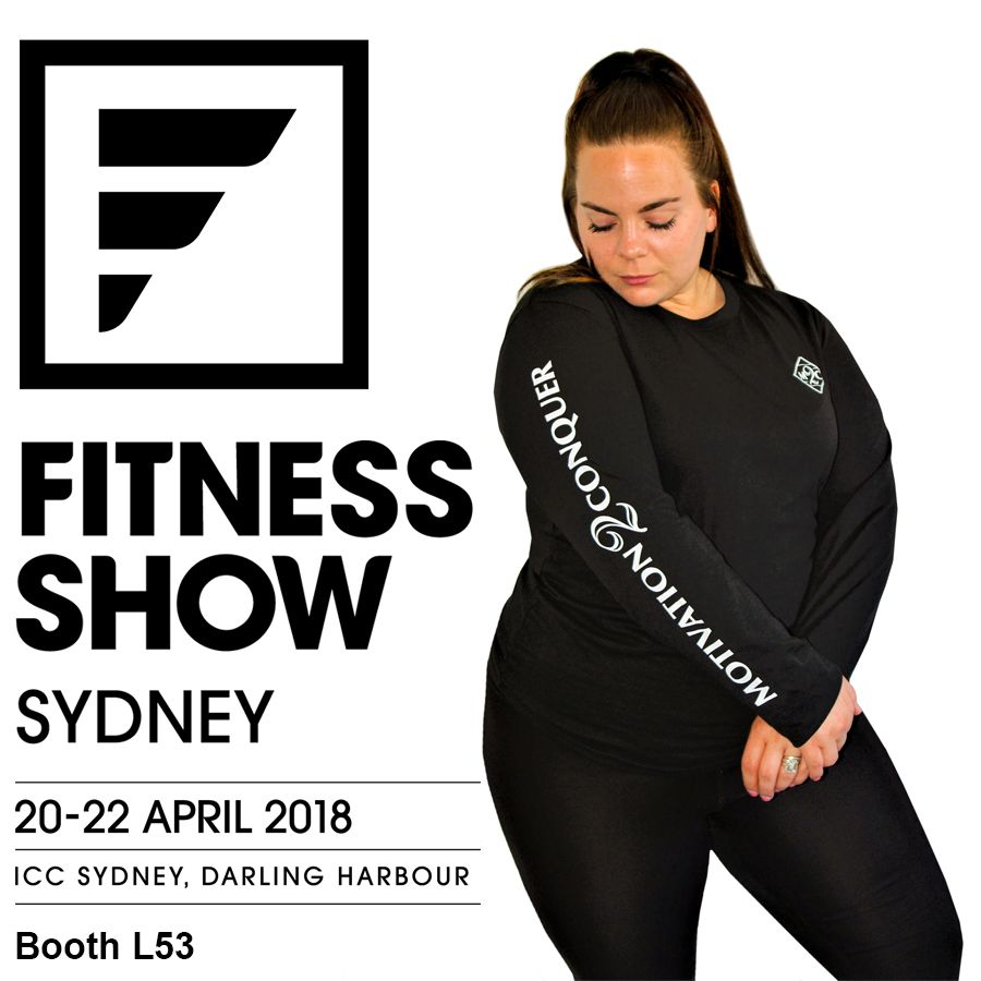 Sydney Fitness Show 2018 Belinda